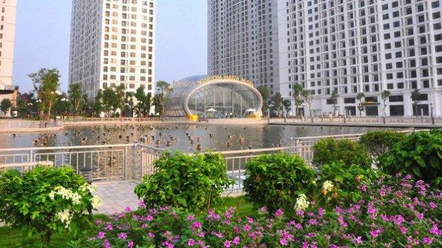 Vincom Mega Mall Times City khai trương làm gia tăng tiện ích cho cư dân